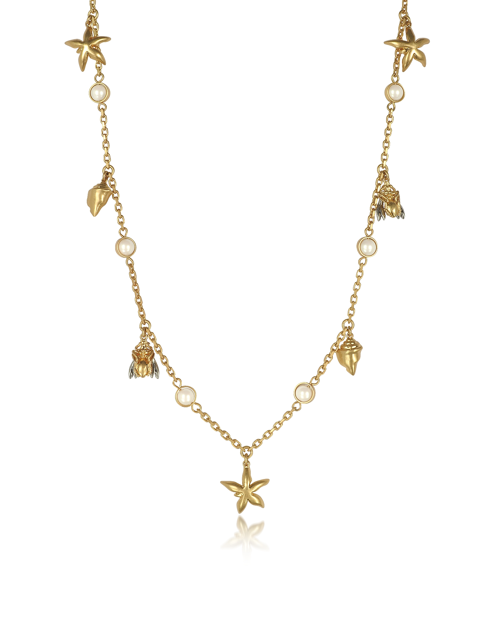 Tory Burch Designer Necklaces, Poetry Of Things Rosary