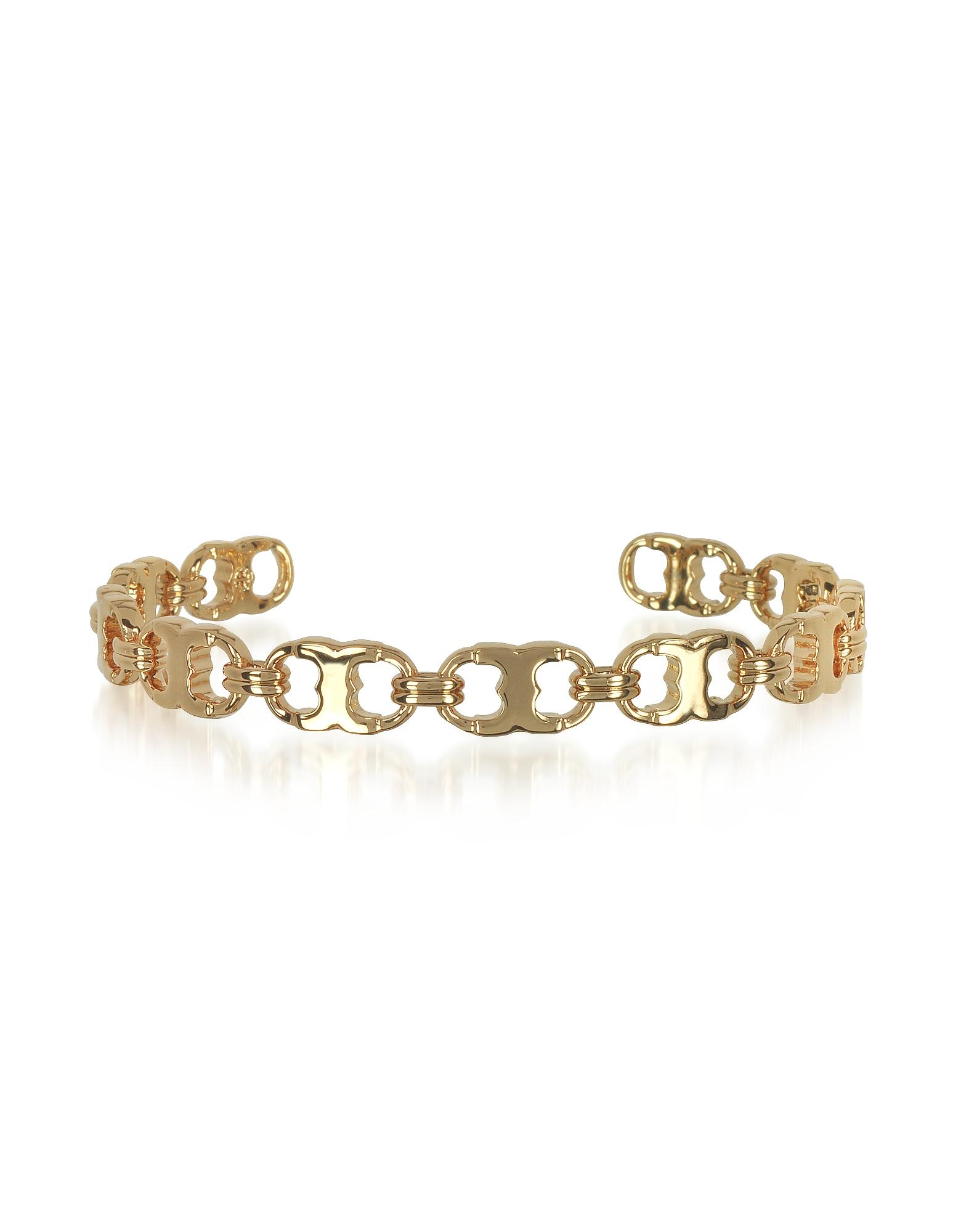 Tory Burch Bracelets, Gemini Link Hinge Bracelet