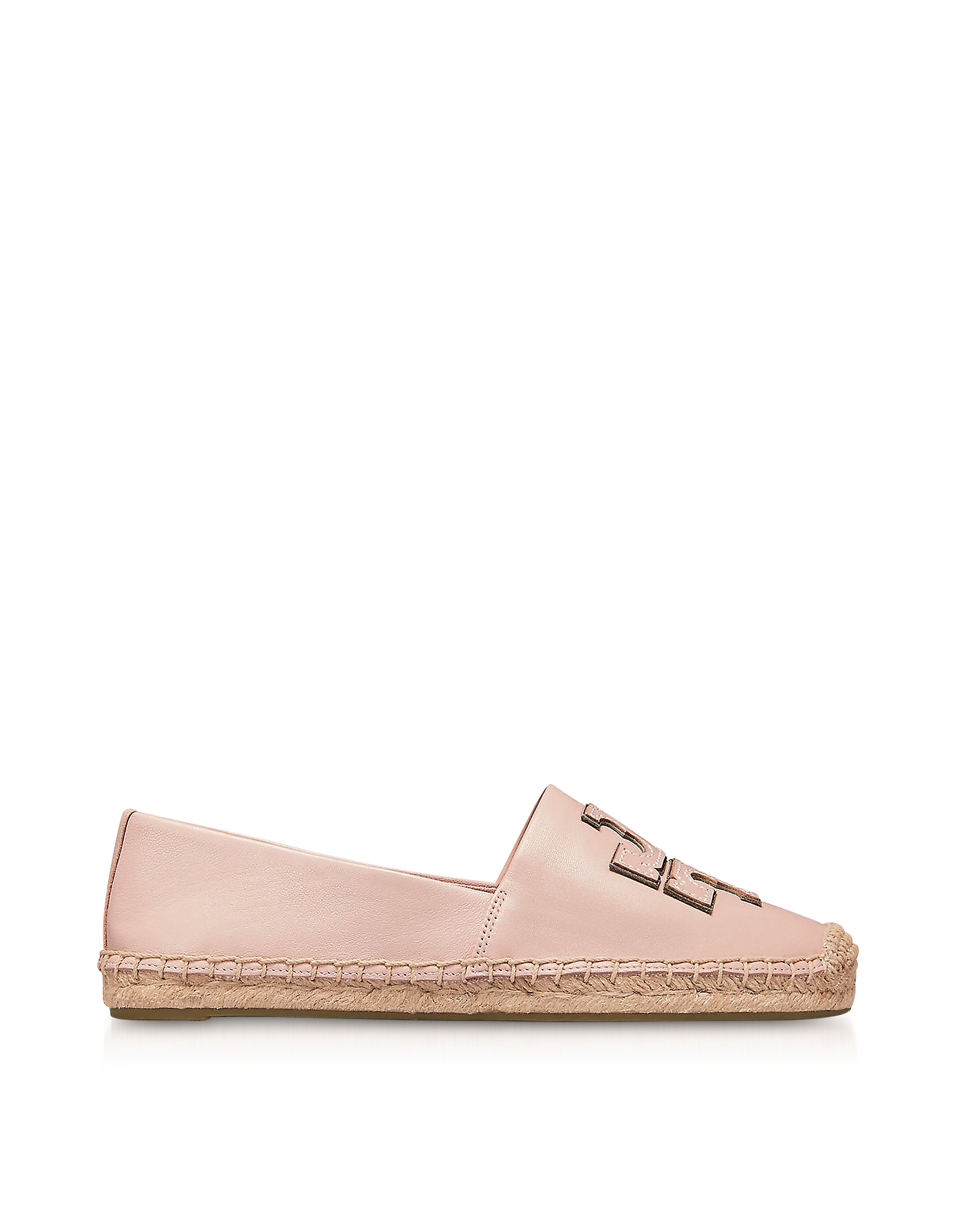 Tory Burch Shoes, Sea Shell Pink Ines Espadrilles