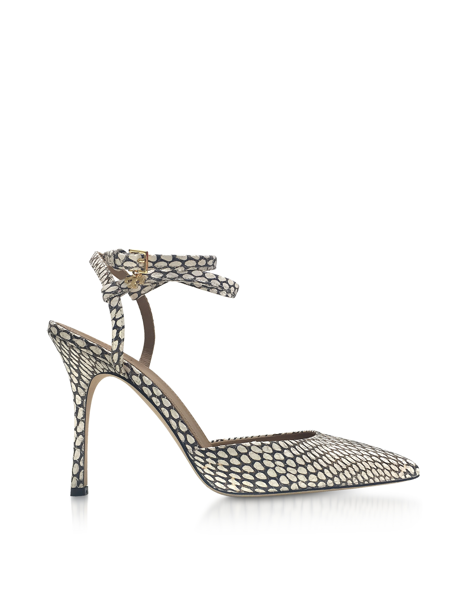Tory Burch Shoes, King Cobra Penelope 100mm Ankle Strap Pump