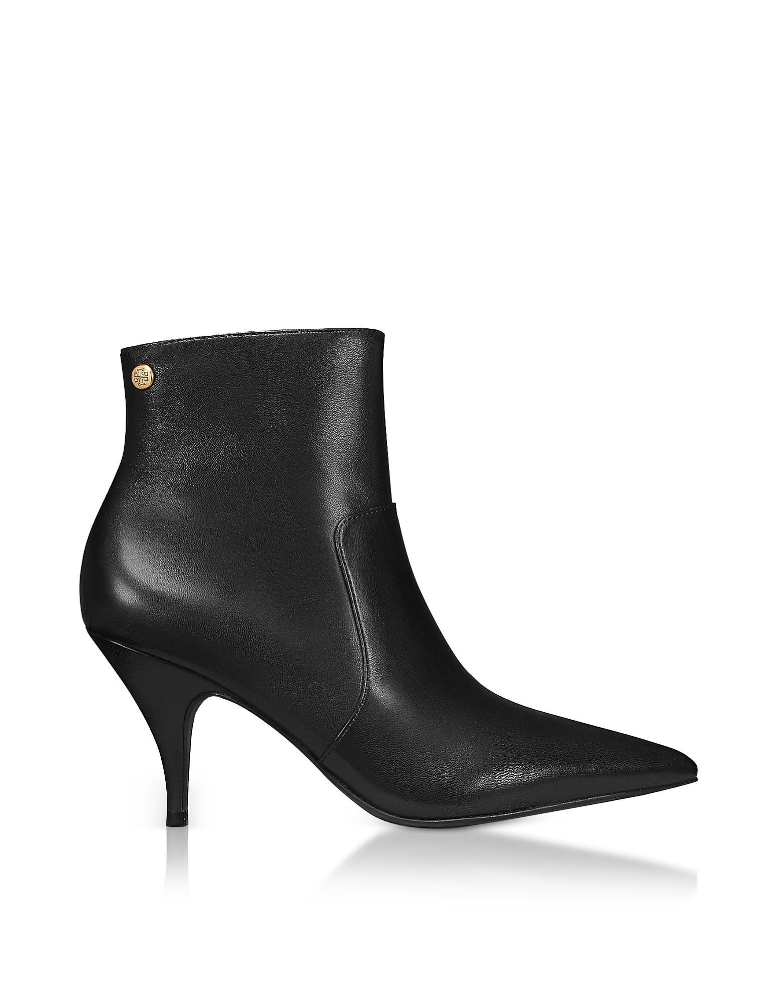 Tory Burch Shoes, Black Georgina Tall Booties