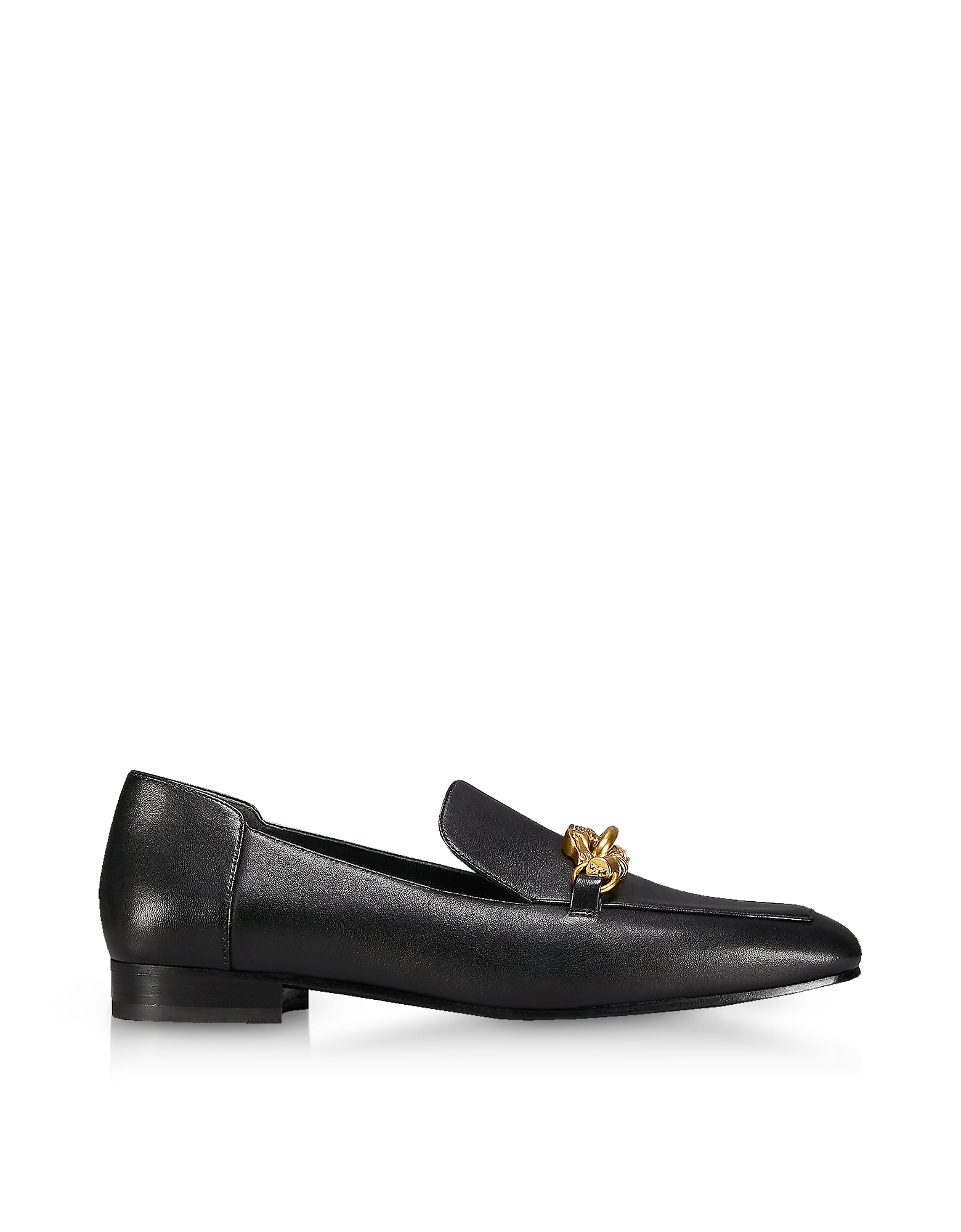 Tory Burch Shoes, Perfect Black Leather Jessa Loafers