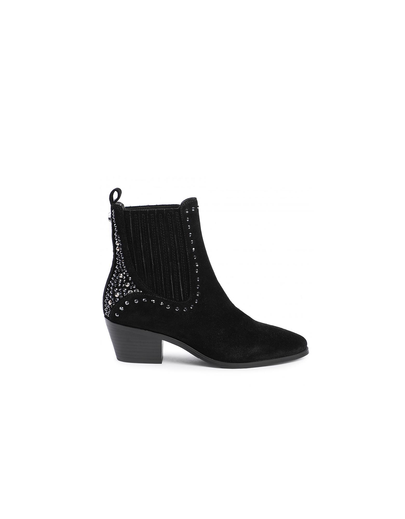 Liu Jo Designer Shoes, Women's Black Shoes