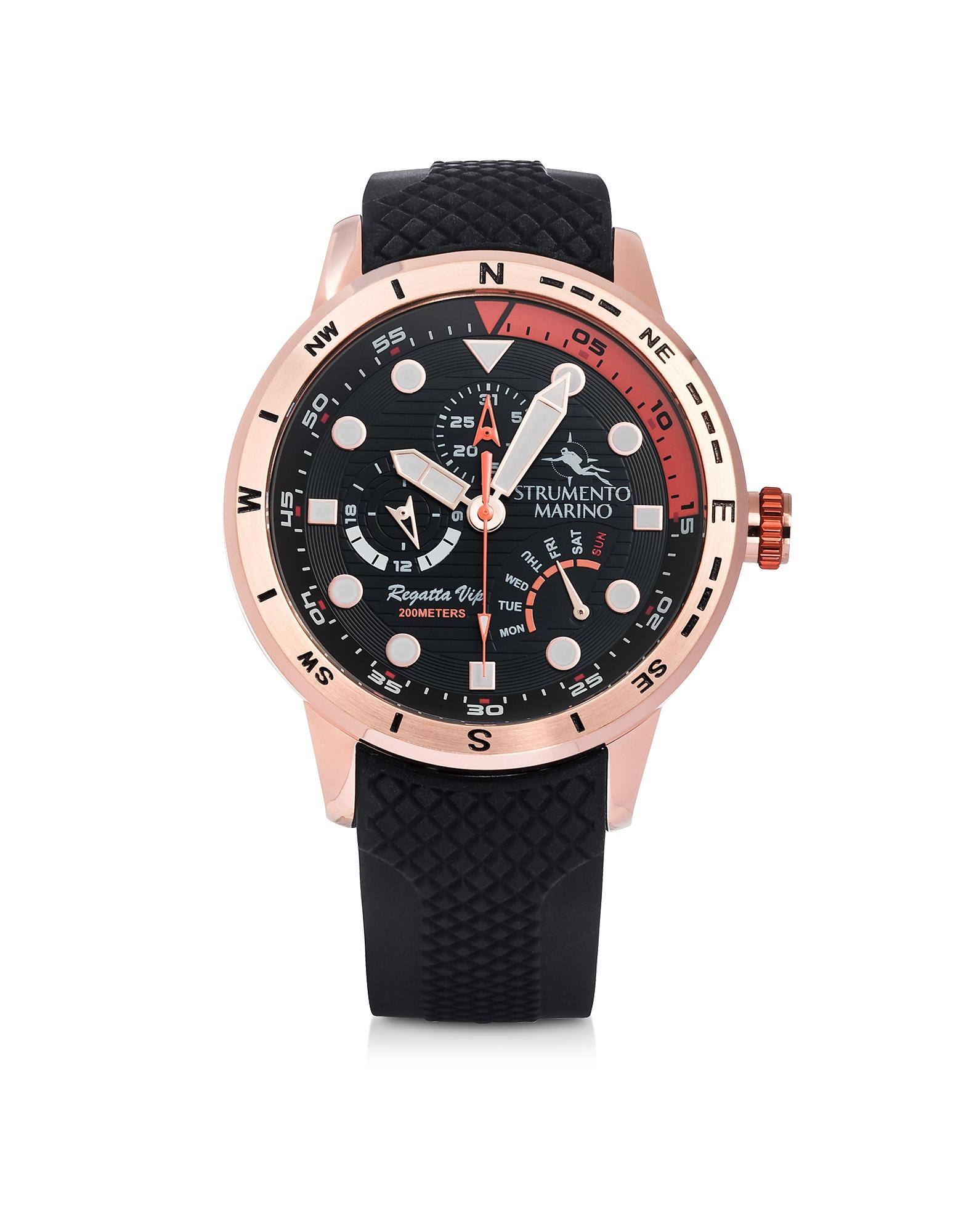 Strumento Marino Men's Watches, Regatta Vip Stainless Steel Watch