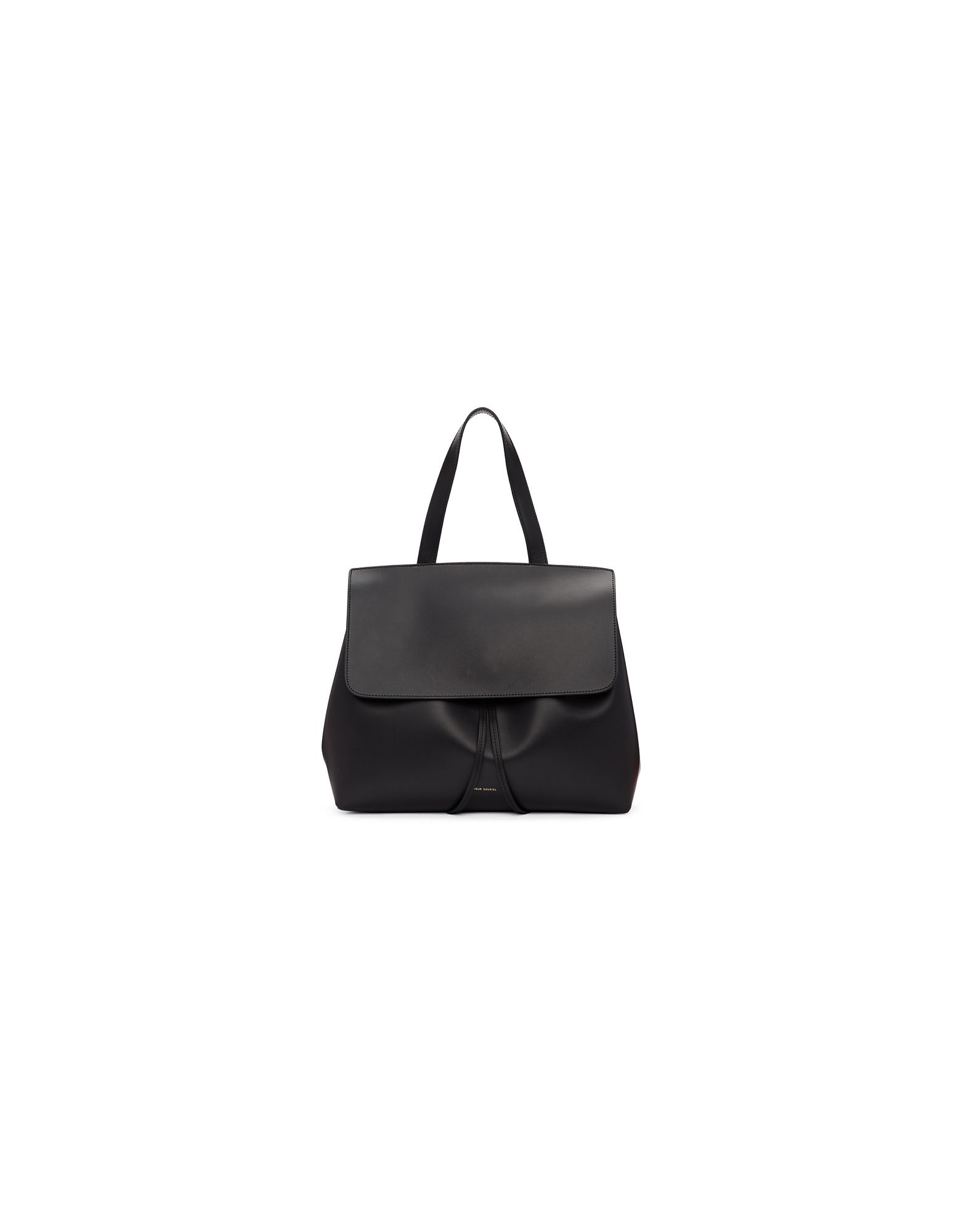 Mansur Gavriel Designer Handbags, Black Lady Bag