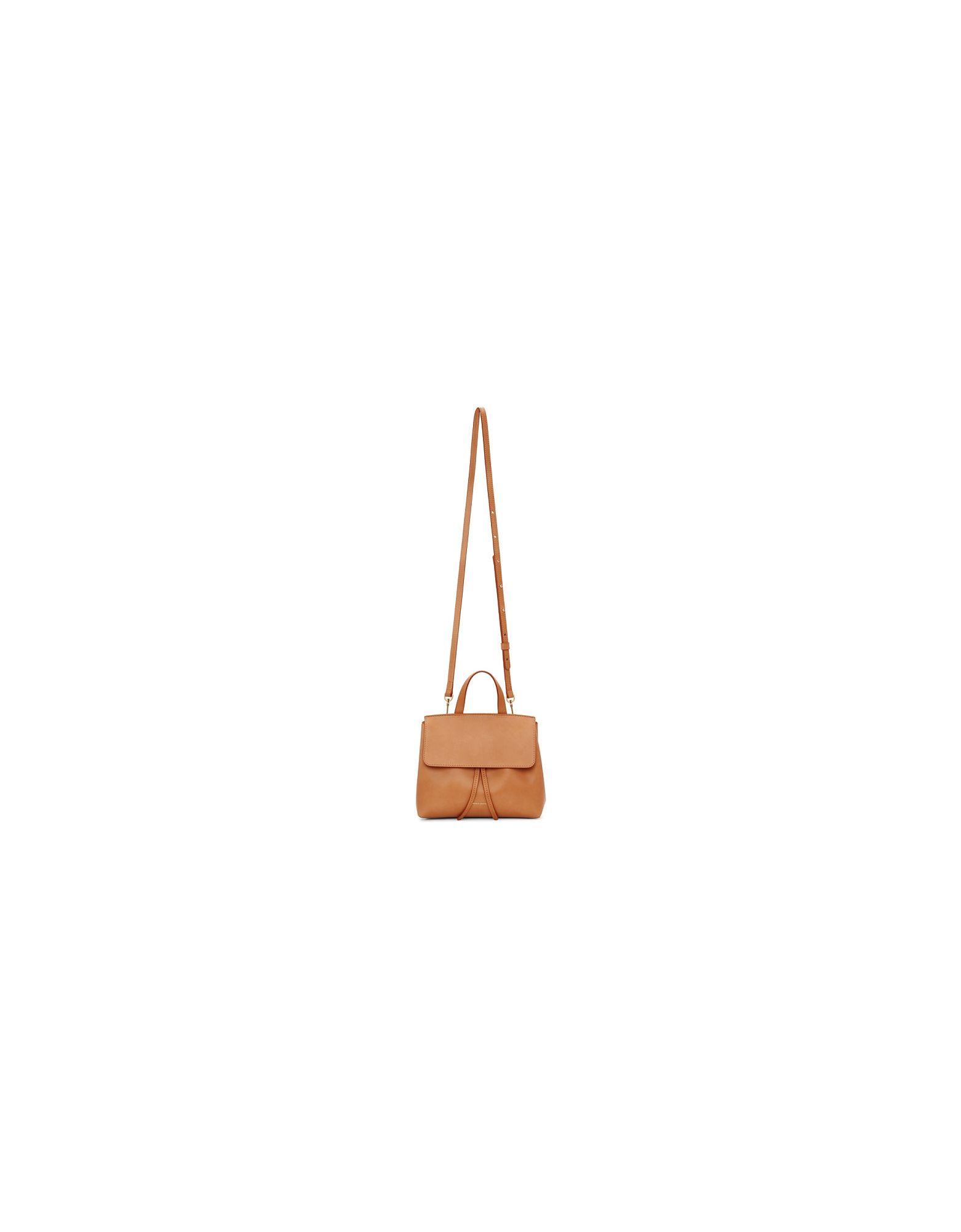 Mansur Gavriel Designer Handbags, Tan Mini Mini Lady Bag