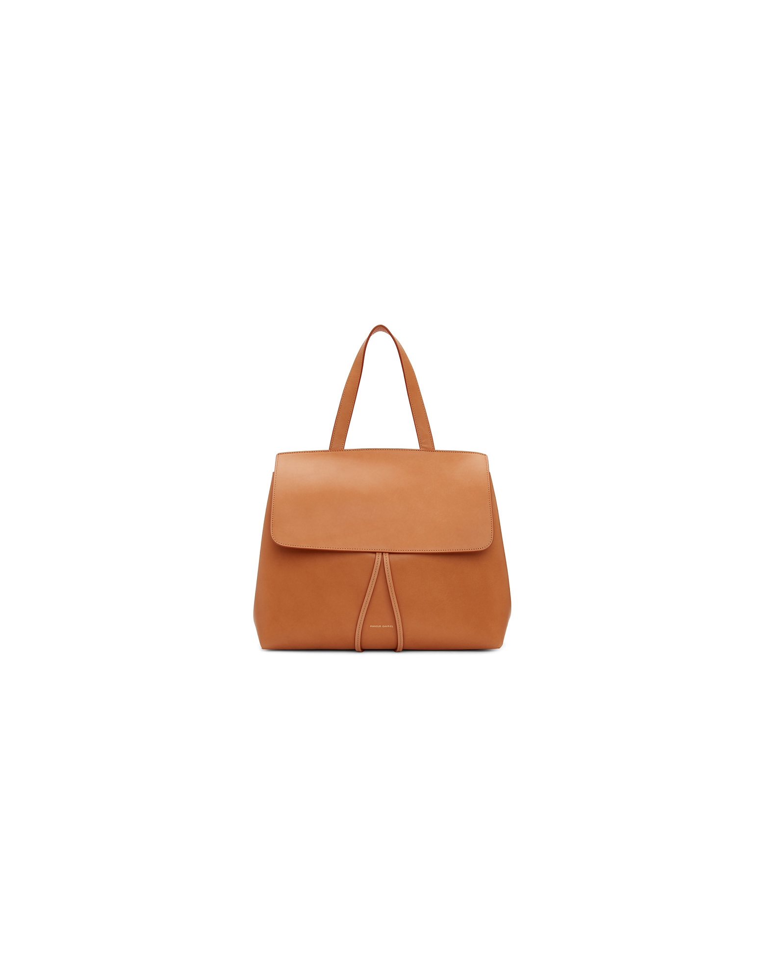 Mansur Gavriel Designer Handbags, Tan Lady Bag