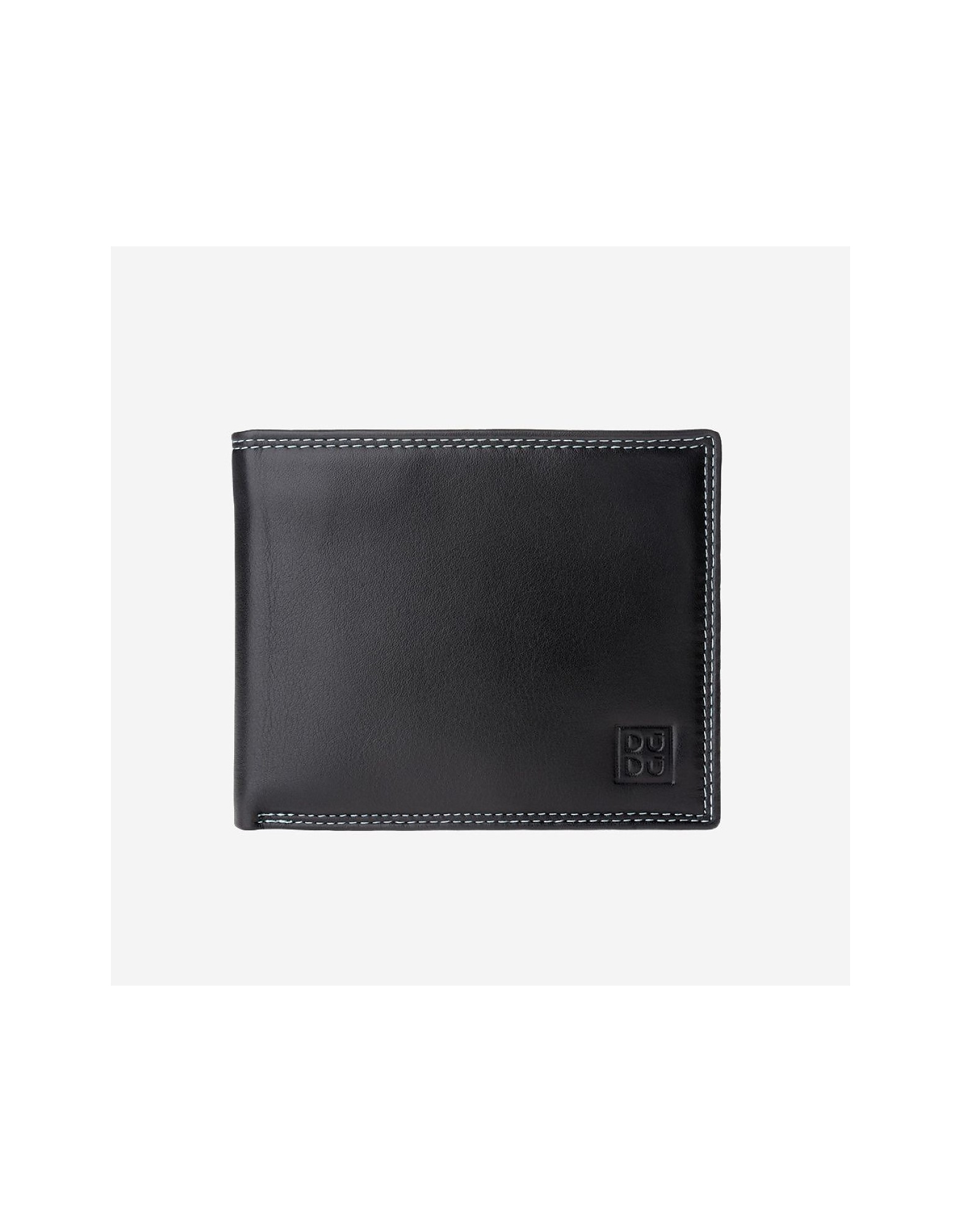 Dudubags Designer Men's Bags, Men's Black Wallet