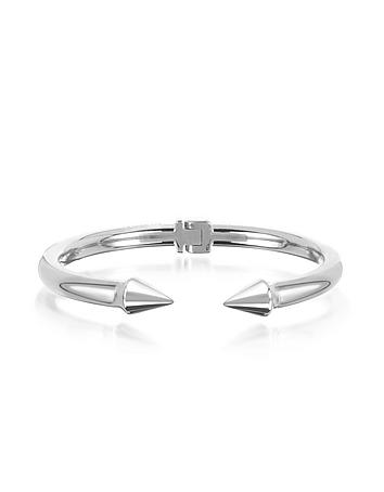 Vita Fede - Silver Plated Mini Titan Bracelet