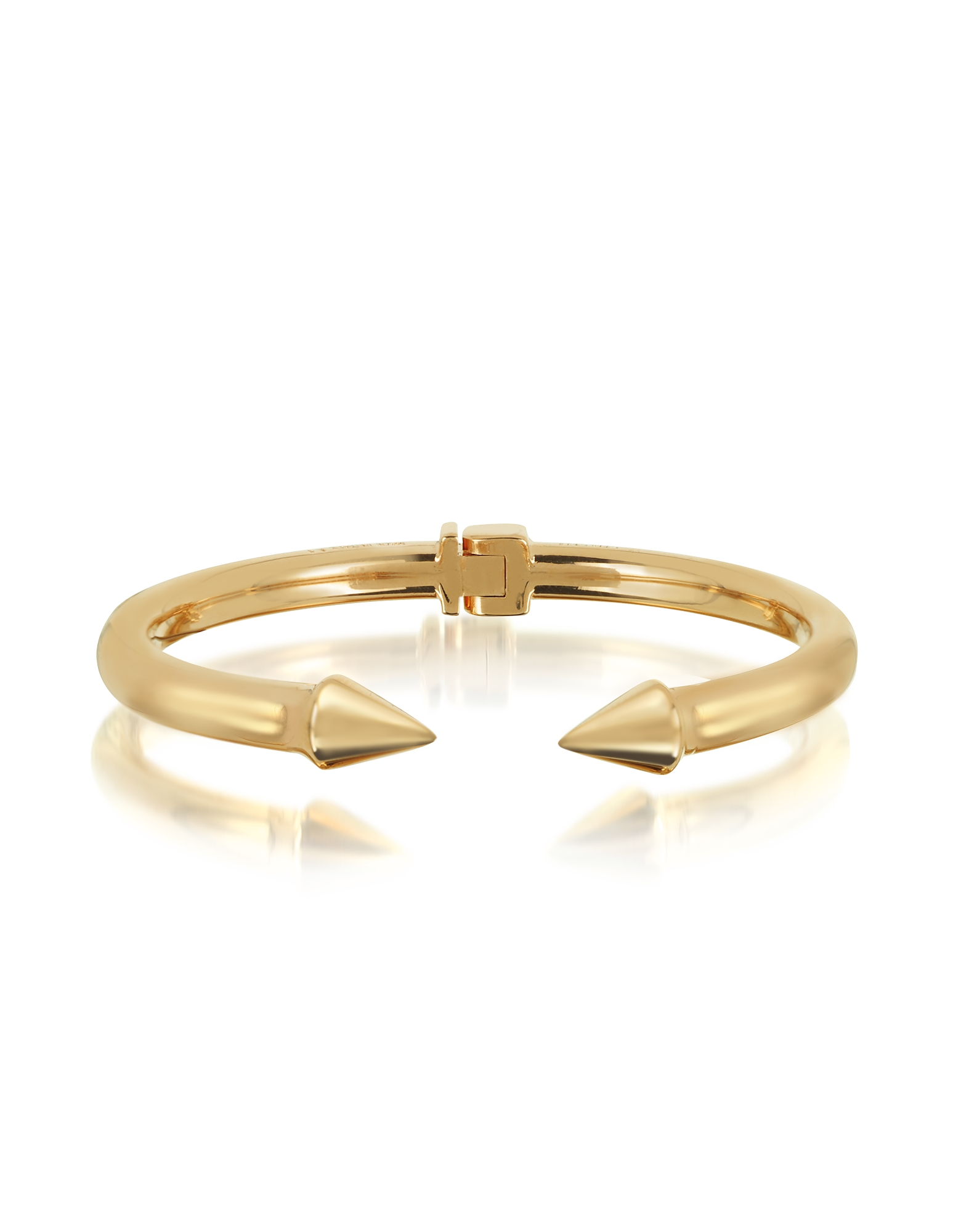 Vita Fede Rose Gold Plated Mini Titan Bracelet