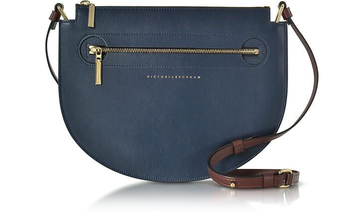 Color Block leather New Moonlight Bag - Victoria Beckham