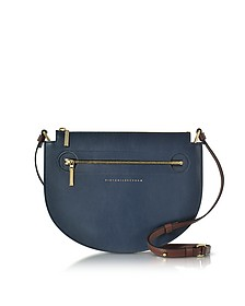 Color Block leather New Moonlight Bag - Victoria Beckham