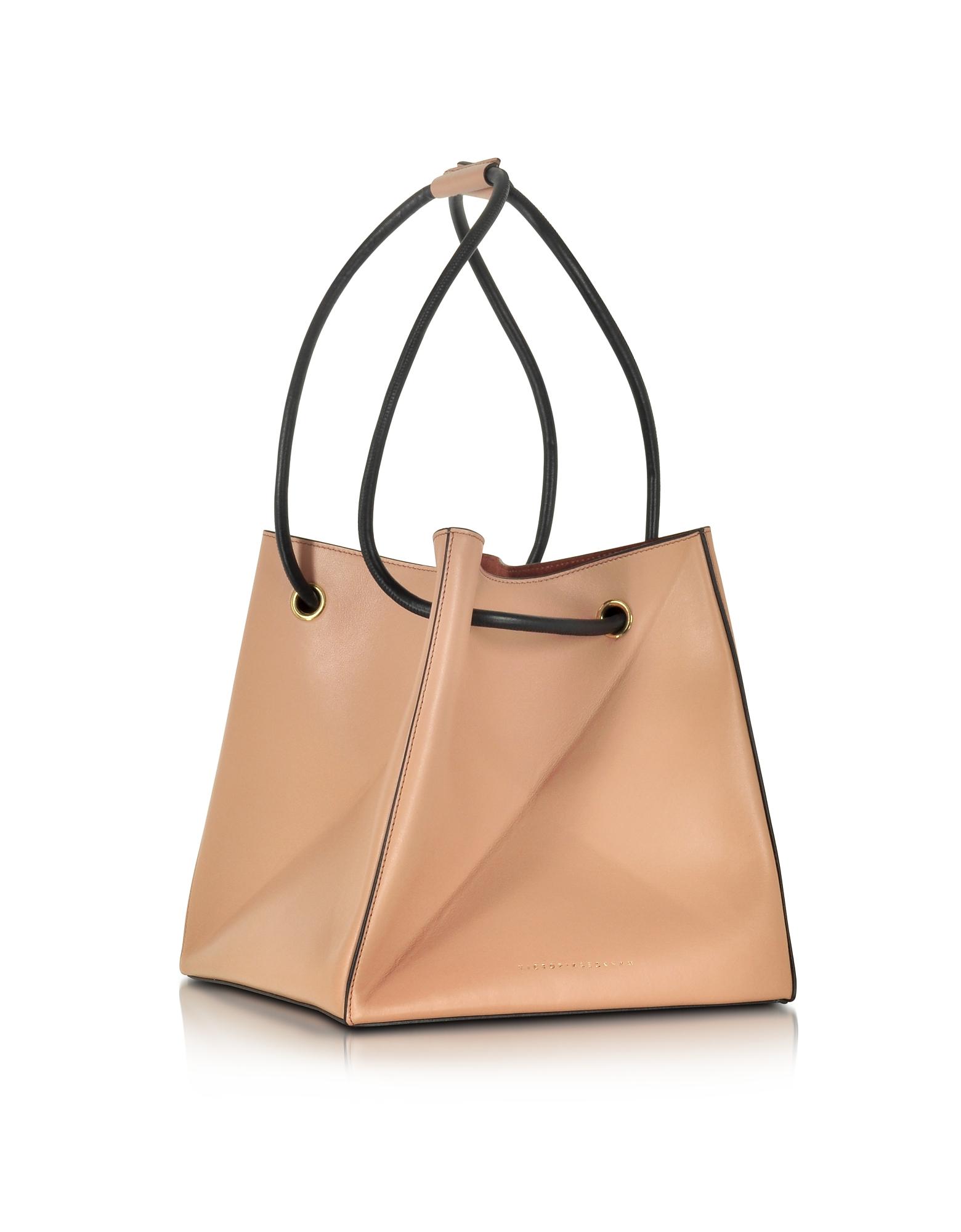 Victoria Beckham Cube Bag - ��������� �����-�������� ������� �����