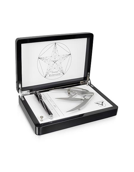 Visconti Divina Proporzione - Geschenkbox mit Kugelschreiber
