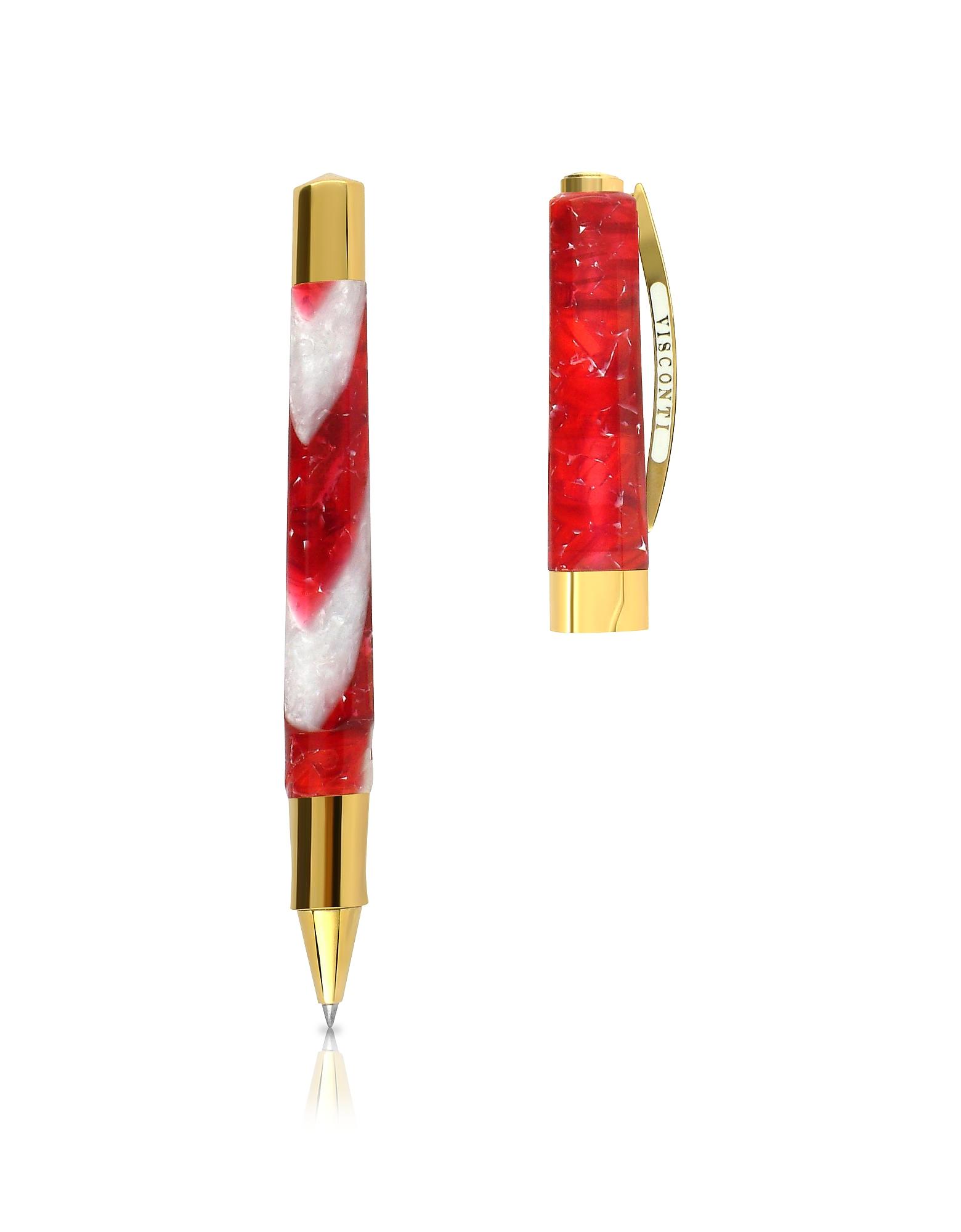Opera Elements - Мраморная Роллеровая Ручка из Смолы