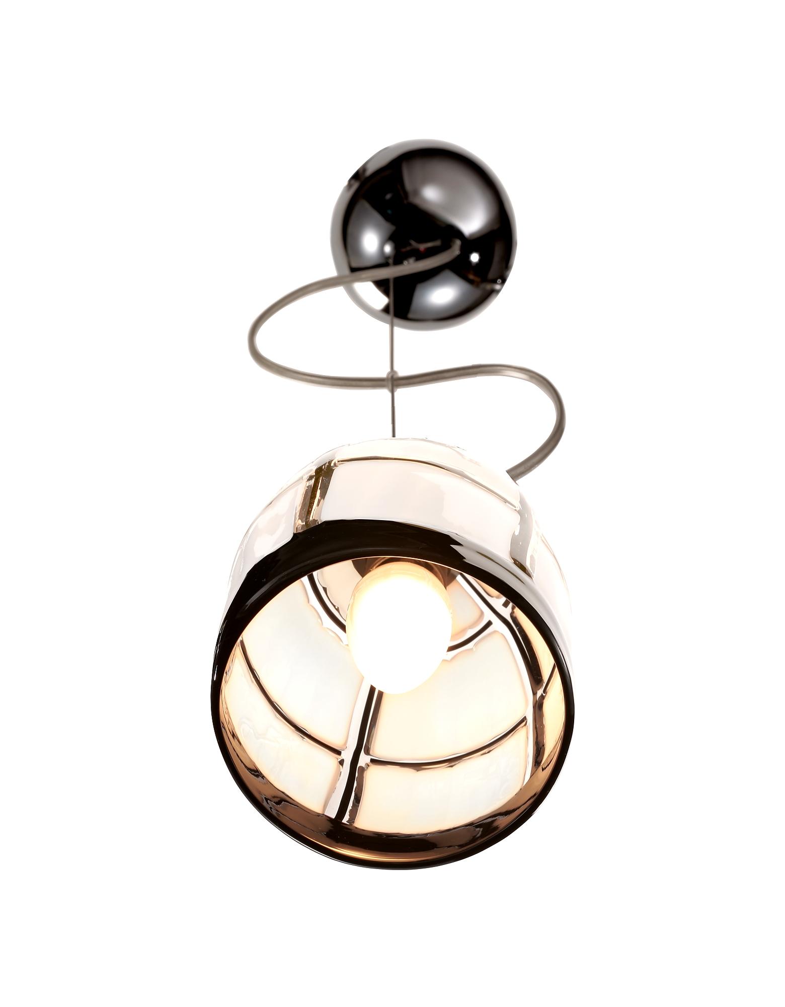Quadri - Murano Handmade Glass Pendant Lamp от Forzieri.com INT