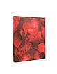Red Camuamour Print Silk Square Scarf - Valentino