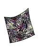 Floral Print Silk Square Scarf - Valentino
