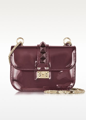 Rockstud Small Leather Shoulder Bag - Valentino