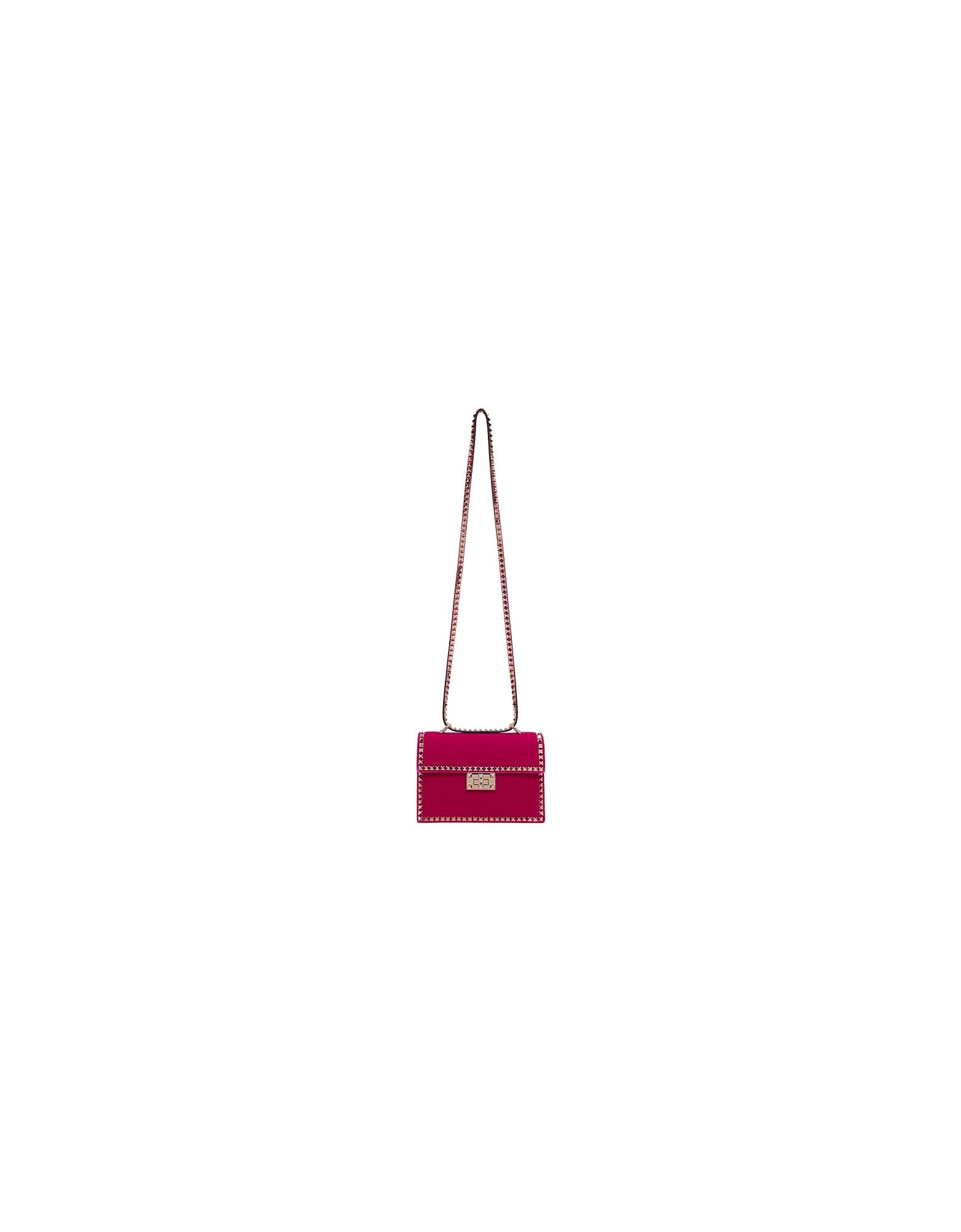 Valentino Designer Handbags, Pink Valentino Garavani No Limit Bag