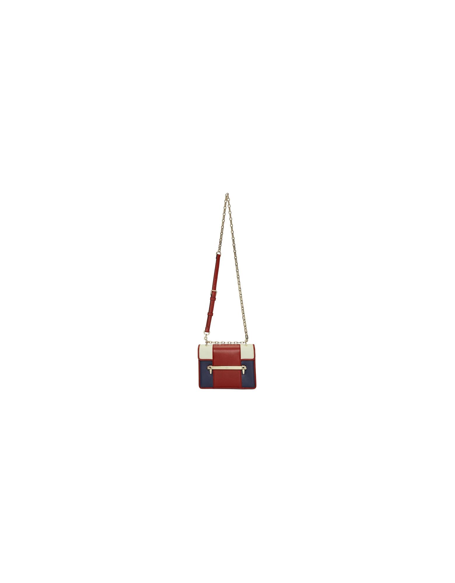 Valentino Designer Handbags, Multicolor Valentino Garavani Small Uptown Shoulder Bag