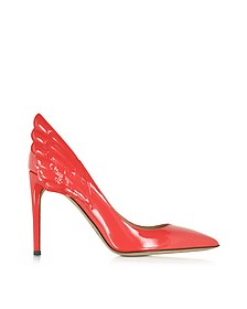 Fragola Patent Leather Pump - Valentino