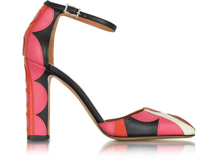 Carmen Ankle Strap d'Orsay Pump - Valentino