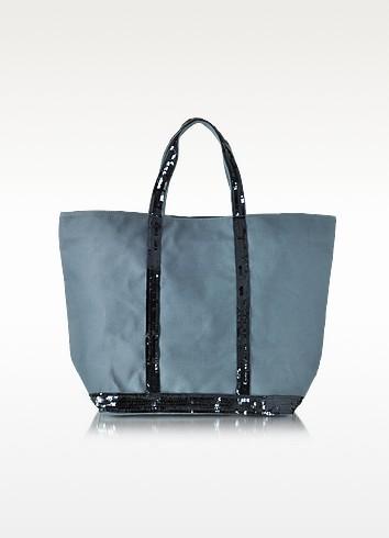 Les Cabas Medium Cotton and Sequins Tote - Vanessa Bruno