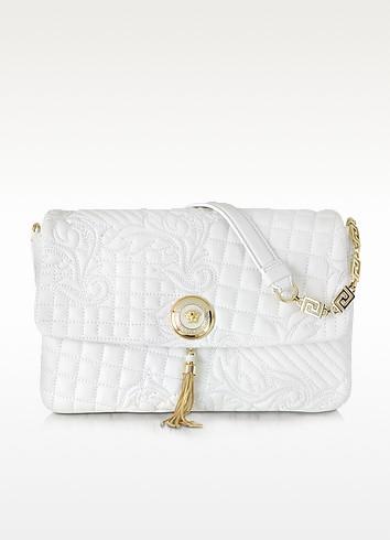 Vanitas Medea Quilted Barocco Bag - Versace