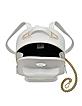 Palazzo White Nappa Backpack - Versace