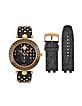 Vanitas Black Women's Watch - Versace