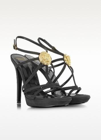 Medusa Platform Sandals - Versace