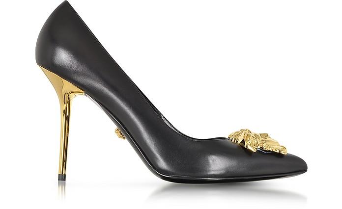 Idol Stiletto Heel Pumps - Versace