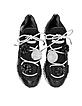 Leather and Elaphè Pon Pon Sneakers - Vionnet