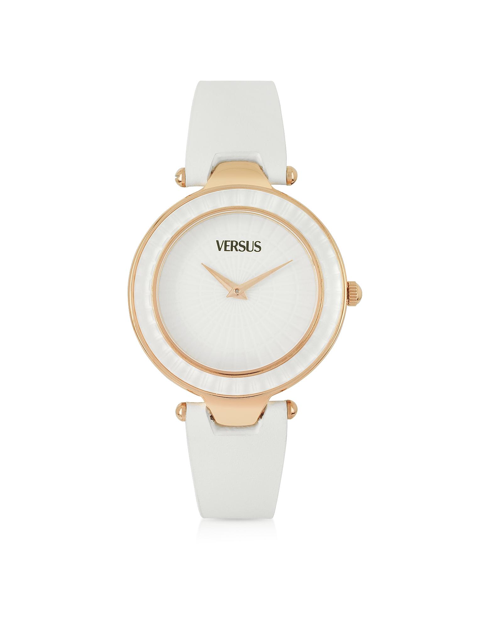 Фото Sertie - Женские Часы из Нержавеющей Стали Оттенка Розового Золота. Купить с доставкой