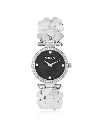 Versace Versus - Paris Lights Stainless Steel Women's Bracelet Watch
