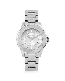 Tokyo Silver Tone Stainless Steel Women's Bracelet Watch - Versace Versus