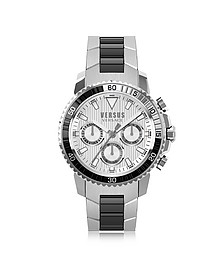 Aberdeen Two Tone Stainless Steel Men's Chronograph Watch - Versace Versus