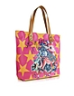 Printed Leather Tote Bag - Vivienne Westwood