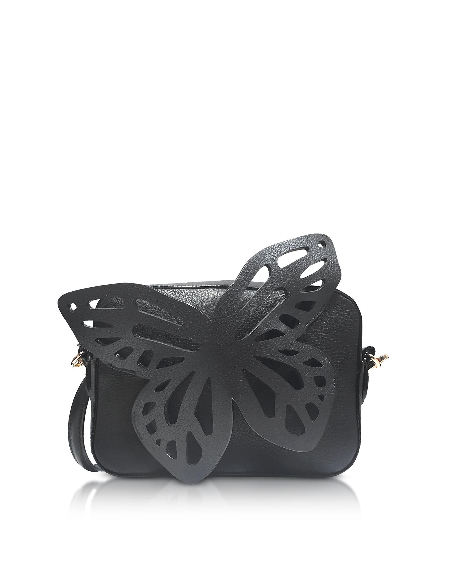 Sophia Webster Handbags, Flossy Butterfly Camera Bag