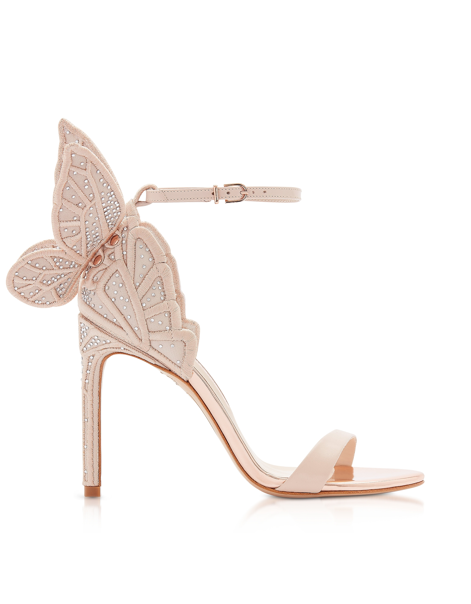 Dusty Chiara Embellished Sandals