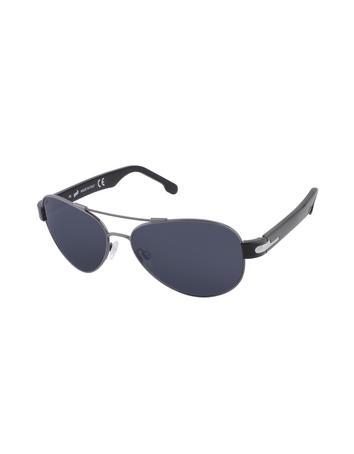 Web Heritage - Top Metal Bar Aviator Sunglasses