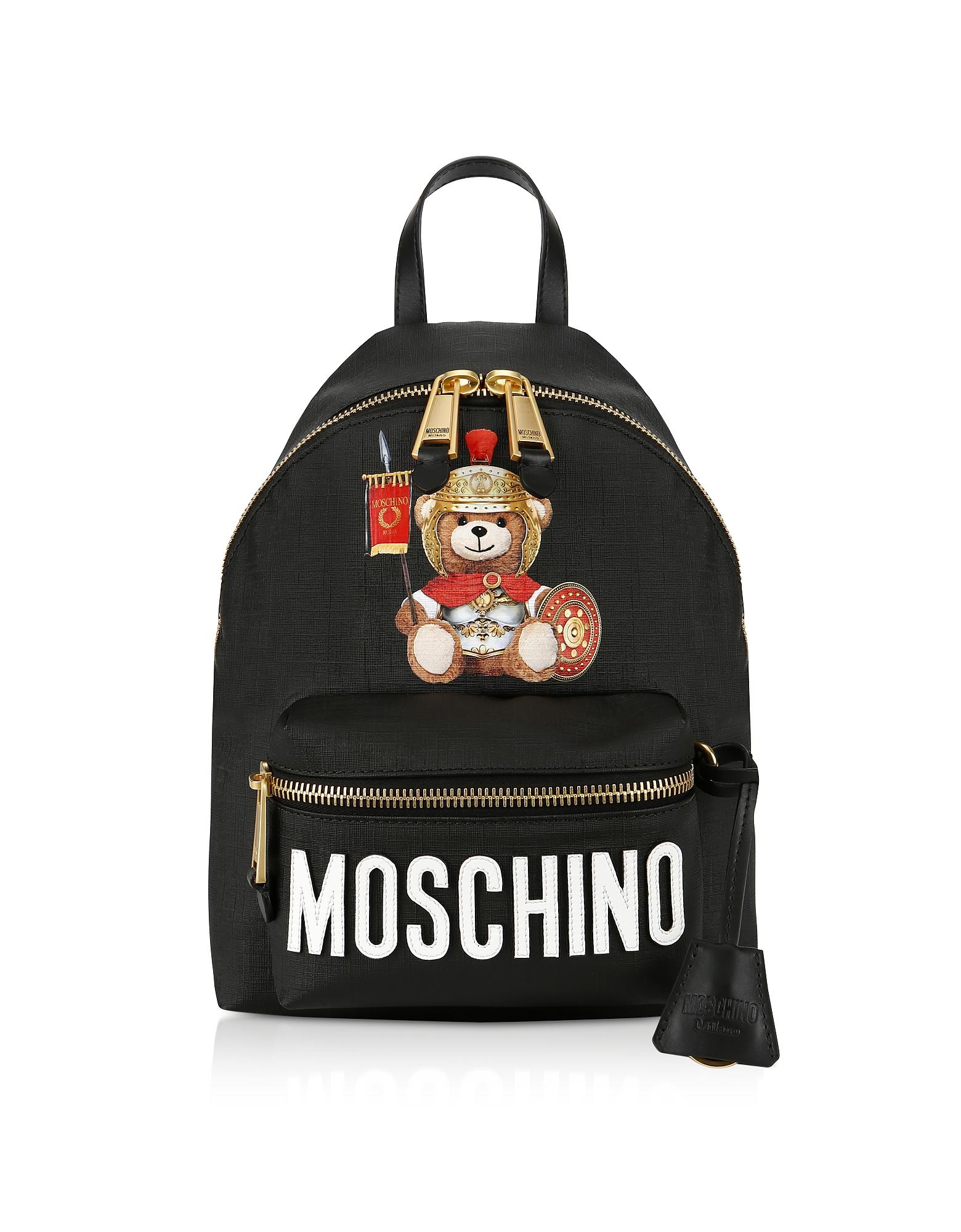 Teddy Bear Nylon Backpack