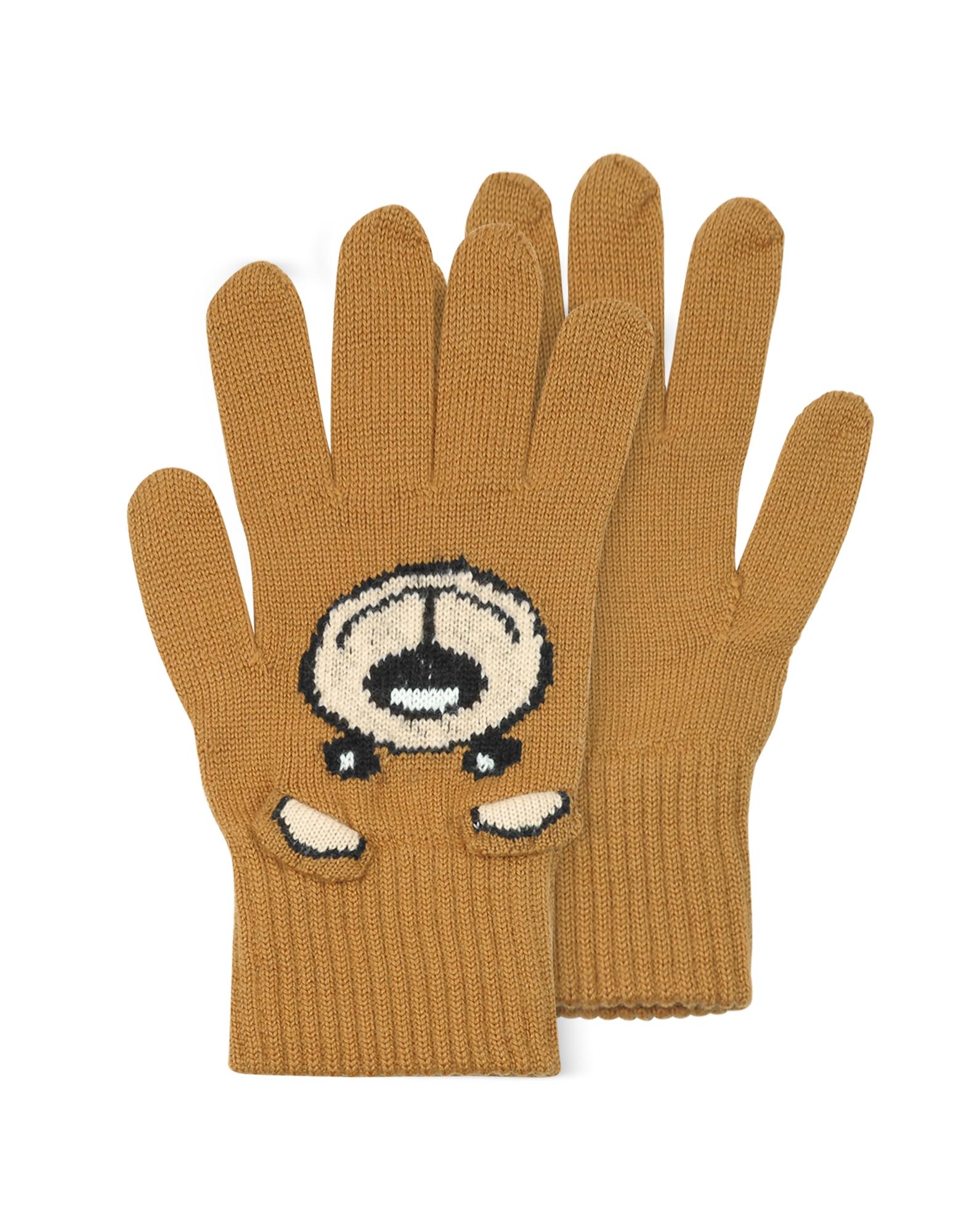 Moschino Teddy Bear - Перчатки с Ушками