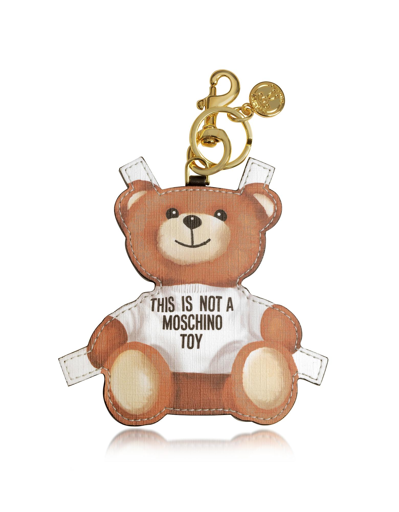 Фото Teddy Bear - Брелок Чарм для Ключей. Купить с доставкой