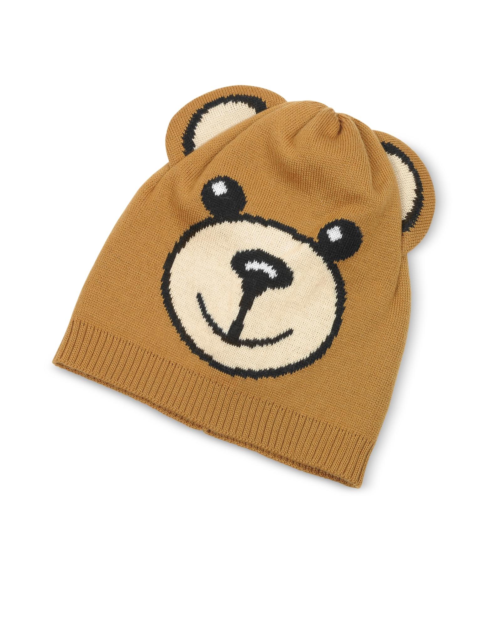 Moschino Teddy Bear Ears Beanie