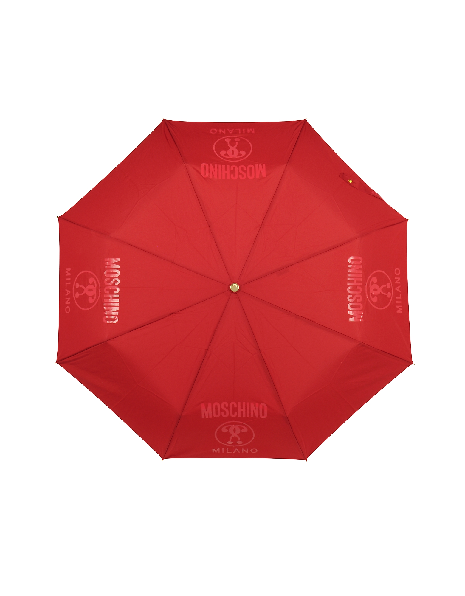 Metal Signature Red Mini Umbrella от Forzieri.com INT