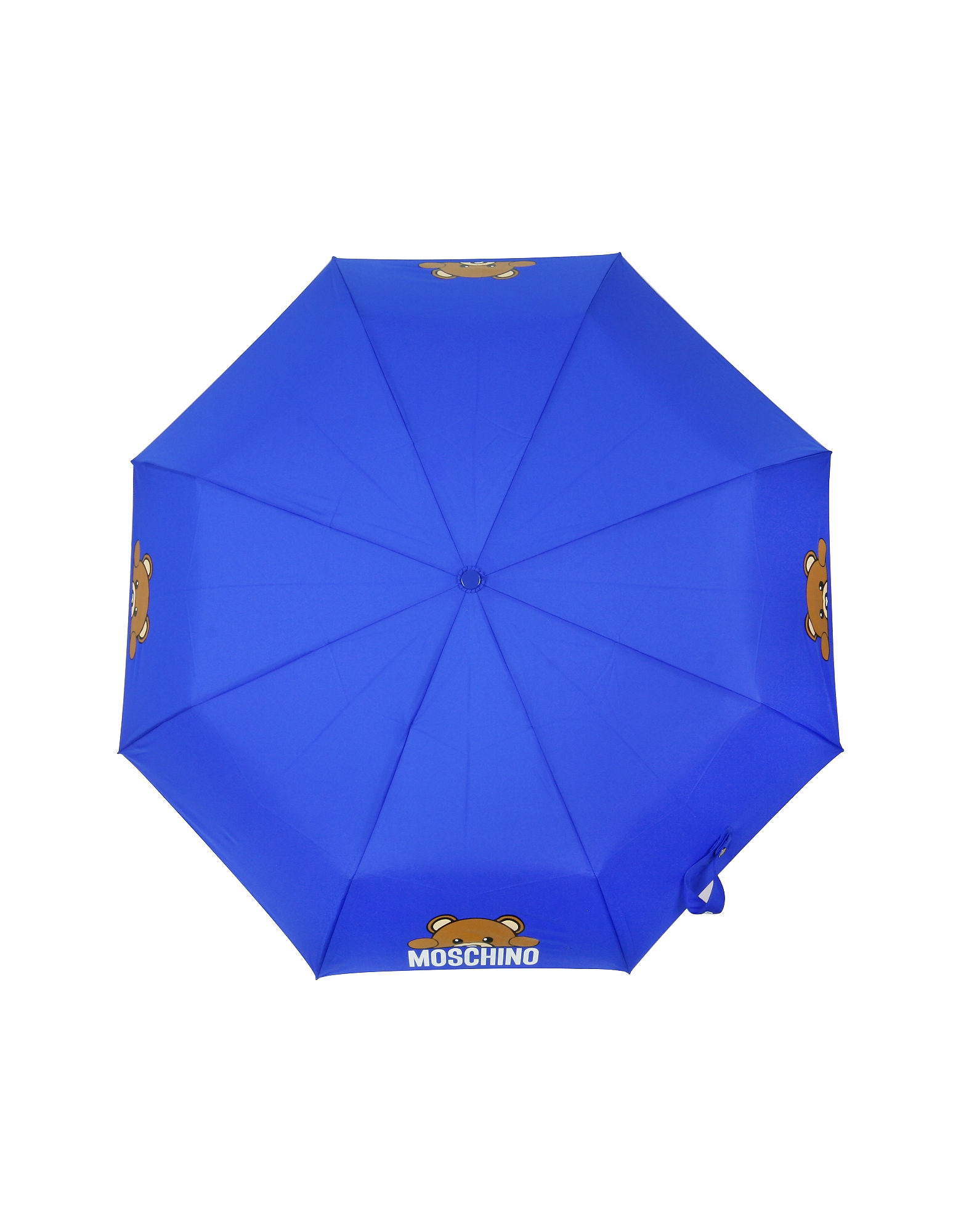 Hidden Teddy Bear Blue Umbrella от Forzieri.com INT