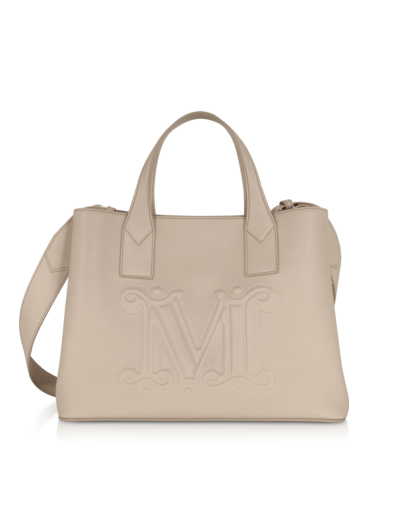 Dacia Leather Tote Bag