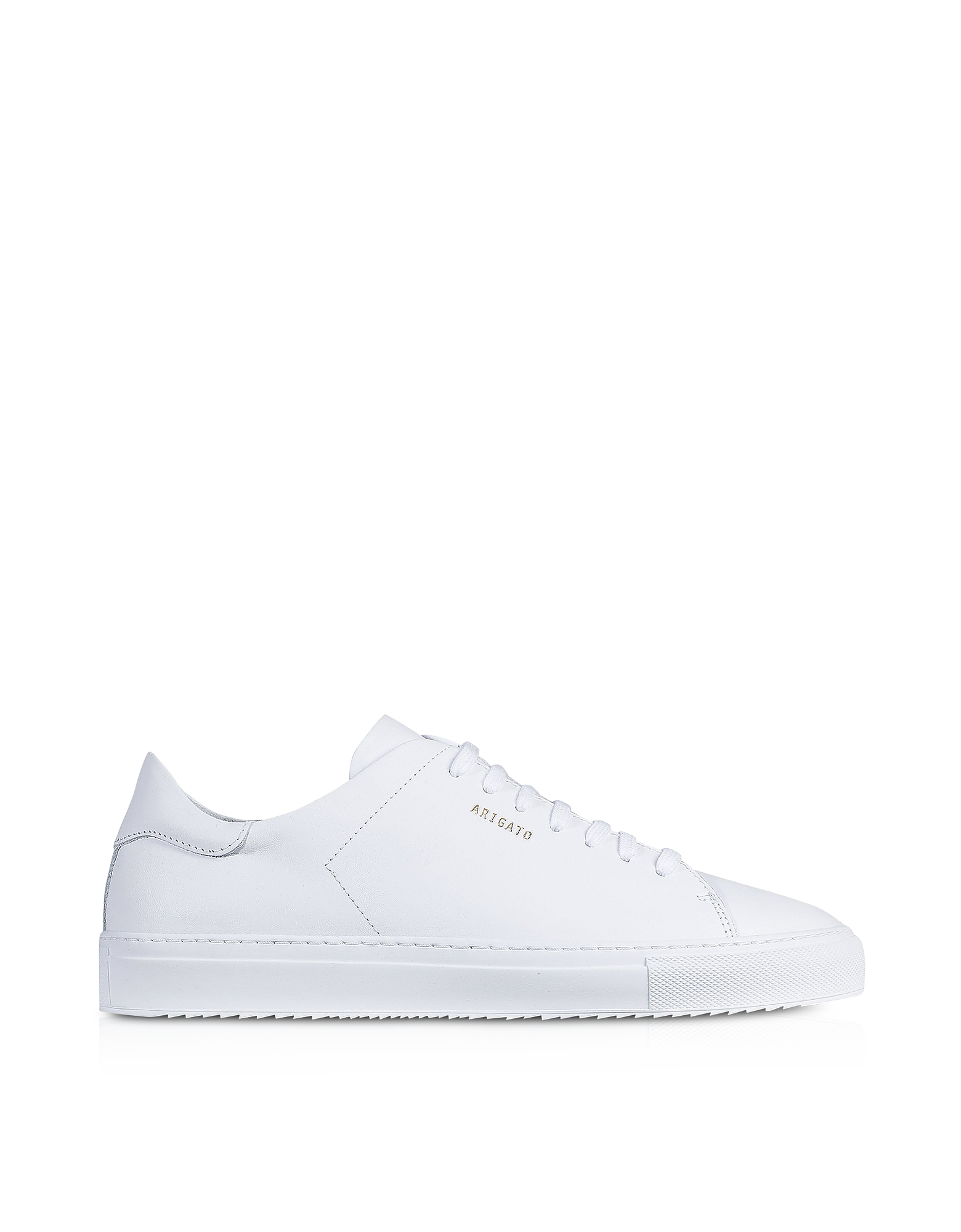 Clean 90 White Leather Women's Sneakers